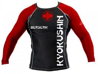 Рашгард Berserk for Kyokushin black