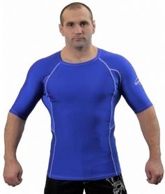Фото 5 к товару Рашгард для MMA Berserk Legacy blue