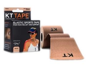 Пластырь эластичный Kinesio KT Tape KTTP-003799-ME бежевый