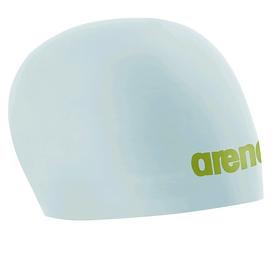 Фото 1 к товару Шапочка для плавания Arena 3D Race белая