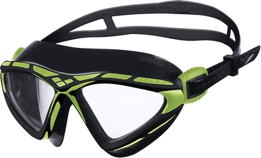 Очки для плавания Arena X-Sight Black-Green
