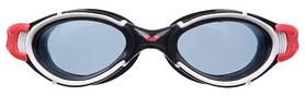 Фото 2 к товару Очки для плавания Arena Nimesis X-Fit Black-White