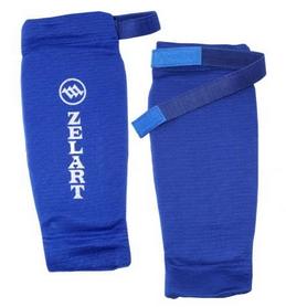 Фото 2 к товару Защита для ног (голень) ZLT ZB-4213 синяя