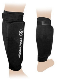 Защита для ног (голень) ZLT ZB-4213 черная - S