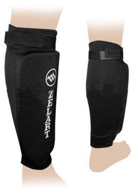 Защита для ног (голень) ZLT ZB-4213 черная