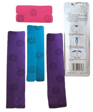 Пластырь эластичный Kinesio Neck KT Tape для шеи