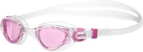 Фото 1 к товару Очки для плавания Arena Cruiser Soft Junior розовые
