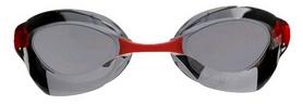 Фото 2 к товару Очки для плавания Arena Aquaforce Mirror black-red