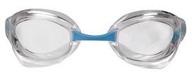 Фото 2 к товару Очки для плавания Arena Aquaforce light blue-transparent