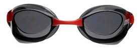 Фото 2 к товару Очки для плавания Arena Aquaforce black-red