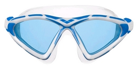 Фото 2 к товару Маска для плавания Arena X-Sight 2 синяя