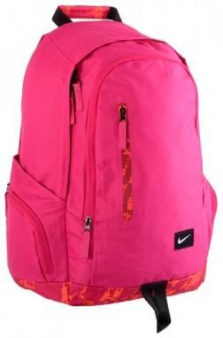 Рюкзак городской Nike All Access Fullfare розовый