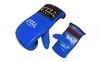 Перчатки снарядные Velo ULI-4005-B синие - фото 1