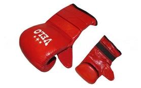 Перчатки снарядные Velo ULI-4003-R красные
