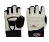 Накладки (перчатки) для тхэквондо ZLT BO-2310-W белые - фото 1