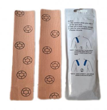 Пластырь эластичный Kinesio Back KT Tape для спины