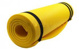 Фото 1 к товару Коврик туристический (каремат) Sport 10 мм желтый