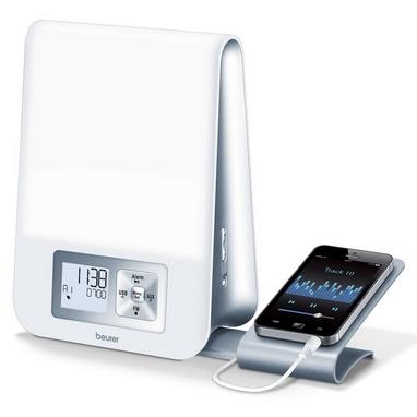 Часы-светобудильник Beurer WL 80