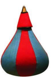 Груша боксерская набивная Sportko (ПВХ) 40х24 см