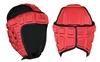 Шлем для тхэквондо ZLT MA-4539-R красный - фото 1