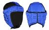 Шлем для тхэквондо ZLT MA-4539-BL синий - фото 1