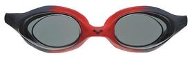 Фото 2 к товару Очки для плавания Arena Spider Junior красные