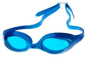 Фото 1 к товару Очки для плавания Arena Spider Junior синие