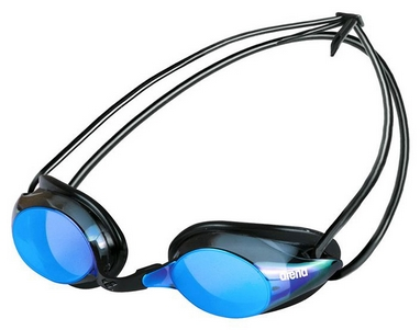 Очки для плавания Arena Pure Mirror синие