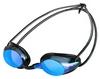 Очки для плавания Arena Pure Mirror синие - фото 1