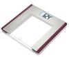 Весы стеклянные Beurer GS 170 Ruby - фото 1