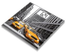 Фото 1 к товару Весы стеклянные Beurer GS 203 New York