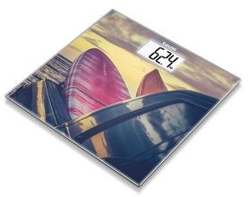 Фото 1 к товару Весы стеклянные Beurer GS 203 Surf