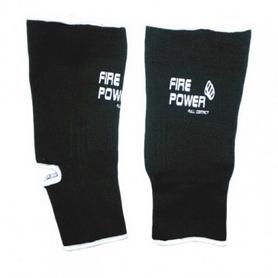 Суппорт голеностопа Firepower FPAG1 черный (1 шт)