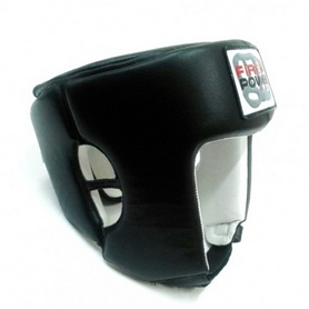 Шлем для соревнований Firepower FPHG2 черный
