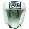Шлем для соревнований Firepower FPHG2 белый - фото 2