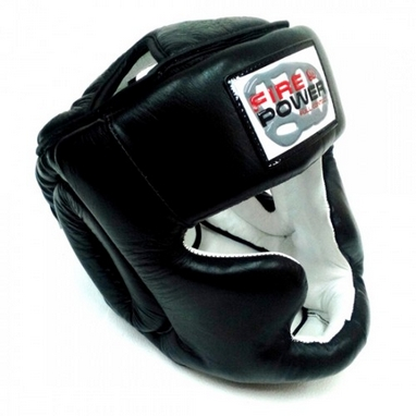 Шлем тренировочный Firepower FPHG3 черный