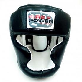 Фото 2 к товару Шлем тренировочный Firepower FPHG3 черный