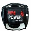 Шлем тренировочный Firepower FPHG3 черный - фото 3