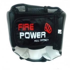 Фото 3 к товару Шлем для соревнований Firepower FPHGA2 черный