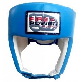 Фото 2 к товару Шлем для соревнований Firepower FPHGA2 синий