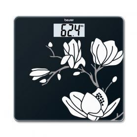 Фото 1 к товару Весы стеклянные Beurer GS 211 Magnolia