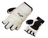 Накладки (перчатки) для тхэквондо ZLT BO-2016-W WTF белые - фото 1