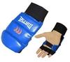 Накладки (перчатки) для карате Matsa MA-1804-BL синие - фото 1