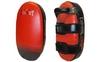 Пэда (тай-пэд) прямая ZLT ZB-6154 черно-красная (1 шт) - фото 1