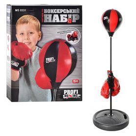 Фото 1 к товару Игра спортивная Боксерский набор MS 0331