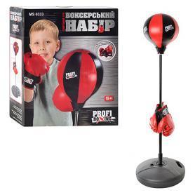 Игра спортивная боксерский набор MS 0333