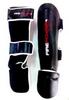 Защита ног (голень+стопа) Firepower FPSG3 Black - фото 2