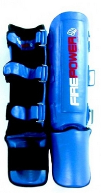 Защита ног (голень+стопа) Firepower Max Pro FPSGA5 Blue