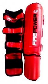 Защита ног (голень+стопа) Firepower Max Pro FPSGA5 Red