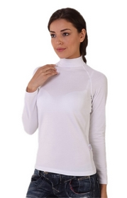 Фото 1 к товару Термогольф женский Thermoform 1-025 белый